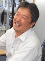 代表取締役 石井達也 近影
