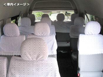 コミューター車内イメージ