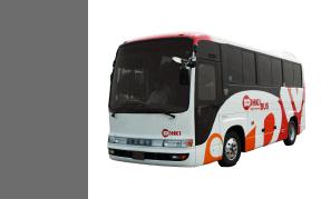 小型バス、21名乗り