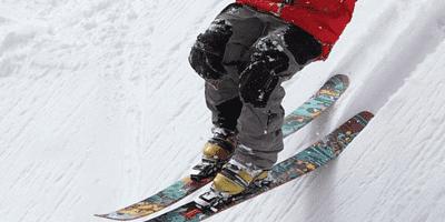 スキー利用、スノボ利用